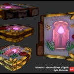 Grimoire - Advanced Book of Spells 2