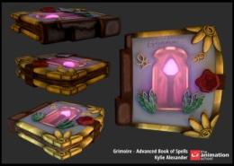 Grimoire - Advanced Book of Spells 30