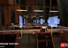 Underground Factory 52