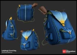 Laydybug's Travel Bag 24