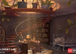 Alp's Alchemy Lab 46
