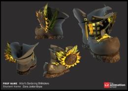 Arbor's Gardening Skitkickers 17