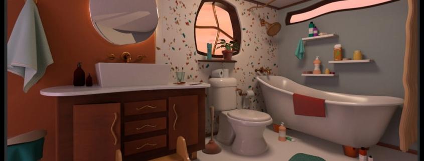 Zan's Bathroom 1