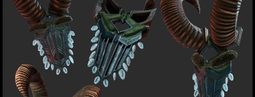 Ancestral Mask 1