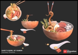 Gaby's Bowl of Ramen 6