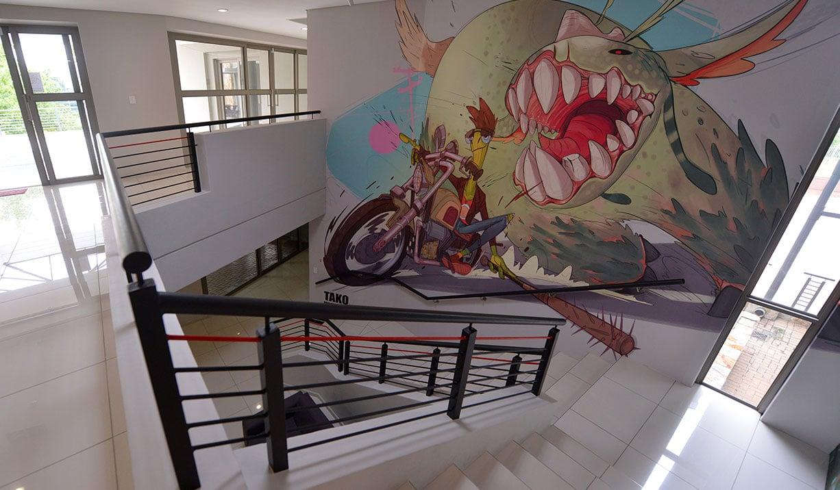 Johannesburg Campus 4