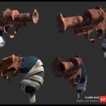 Flare Gun 3