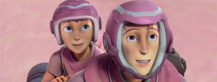 Rocket Boys – The Animation School 1